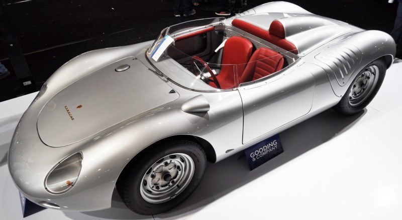 1959 Porsche 718 RSK Spyder -- Gooding 2014 $3.3M -- 59 Original, High-Res Photos 46