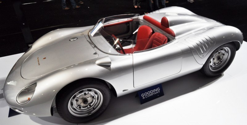1959 Porsche 718 RSK Spyder -- Gooding 2014 $3.3M -- 59 Original, High-Res Photos 47