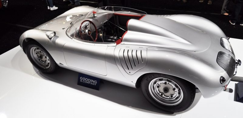 1959 Porsche 718 RSK Spyder -- Gooding 2014 $3.3M -- 59 Original, High-Res Photos 49