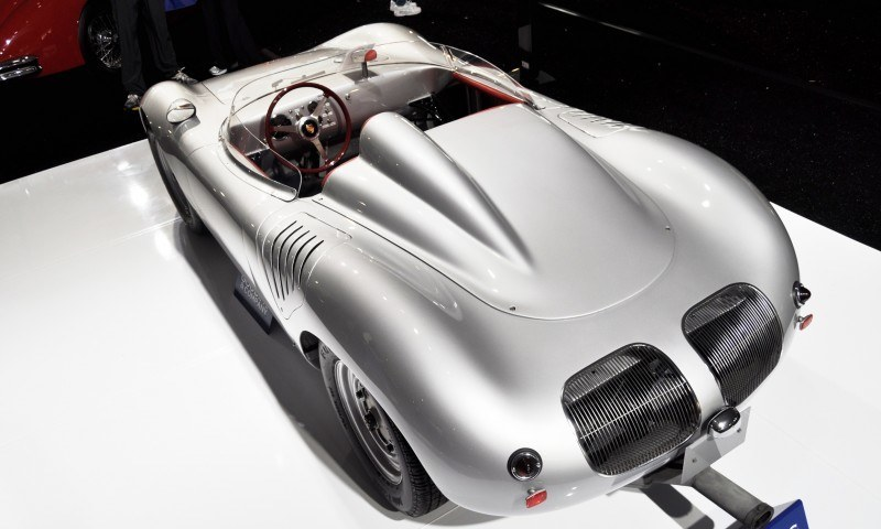 1959 Porsche 718 RSK Spyder -- Gooding 2014 $3.3M -- 59 Original, High-Res Photos 51