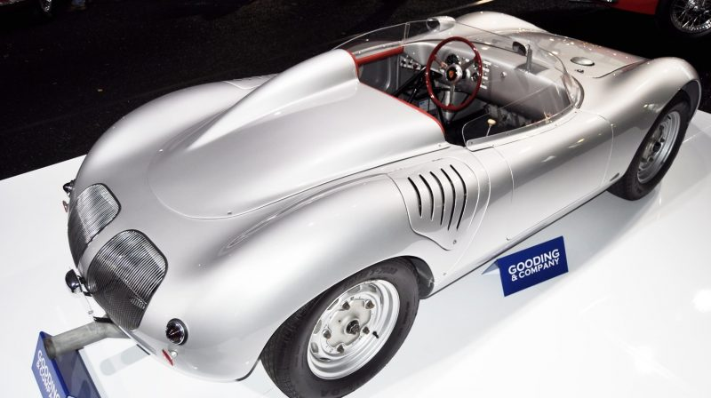 1959 Porsche 718 RSK Spyder -- Gooding 2014 $3.3M -- 59 Original, High-Res Photos 57