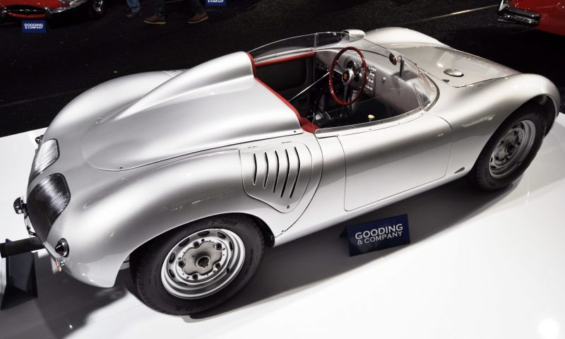 1959 Porsche 718 RSK Spyder -- Gooding 2014 $3.3M -- 59 Original, High-Res Photos 58