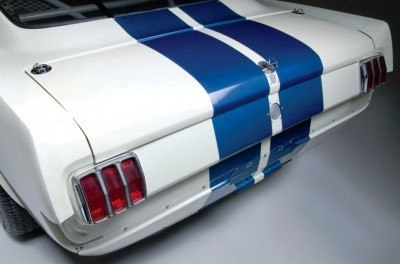 1965 Shelby Mustang GT350R - RM Amelia2014 - 10