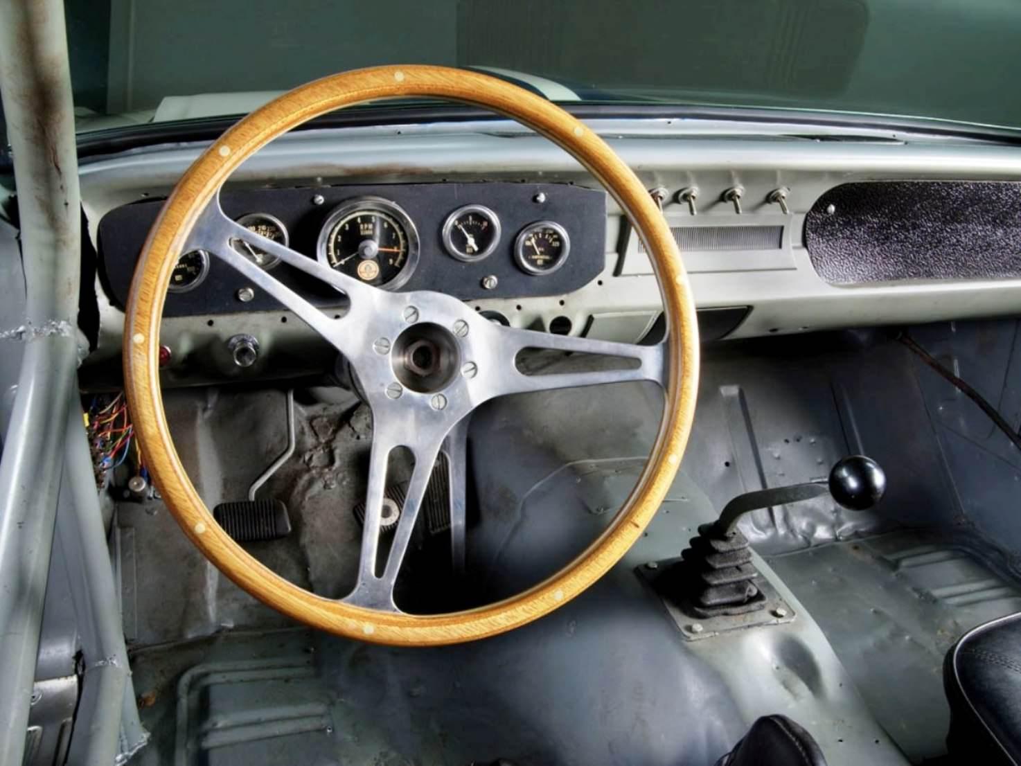 Mustang Hood Scoop >> 1965 Shelby Mustang GT350R Set to Cross Block in Amelia ...