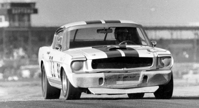 1965 Shelby Mustang GT350R Set to Cross Block in Amelia ...