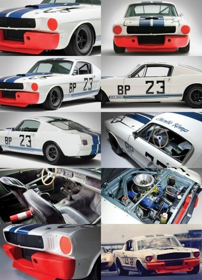 1965 Shelby Mustang GT350R - RM Amelia2014 - 18