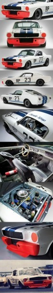 1965 Shelby Mustang GT350R - RM Amelia2014 - 20