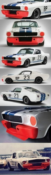 1965 Shelby Mustang GT350R - RM Amelia2014 - 21