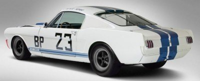 1965 Shelby Mustang GT350R - RM Amelia2014 - 23