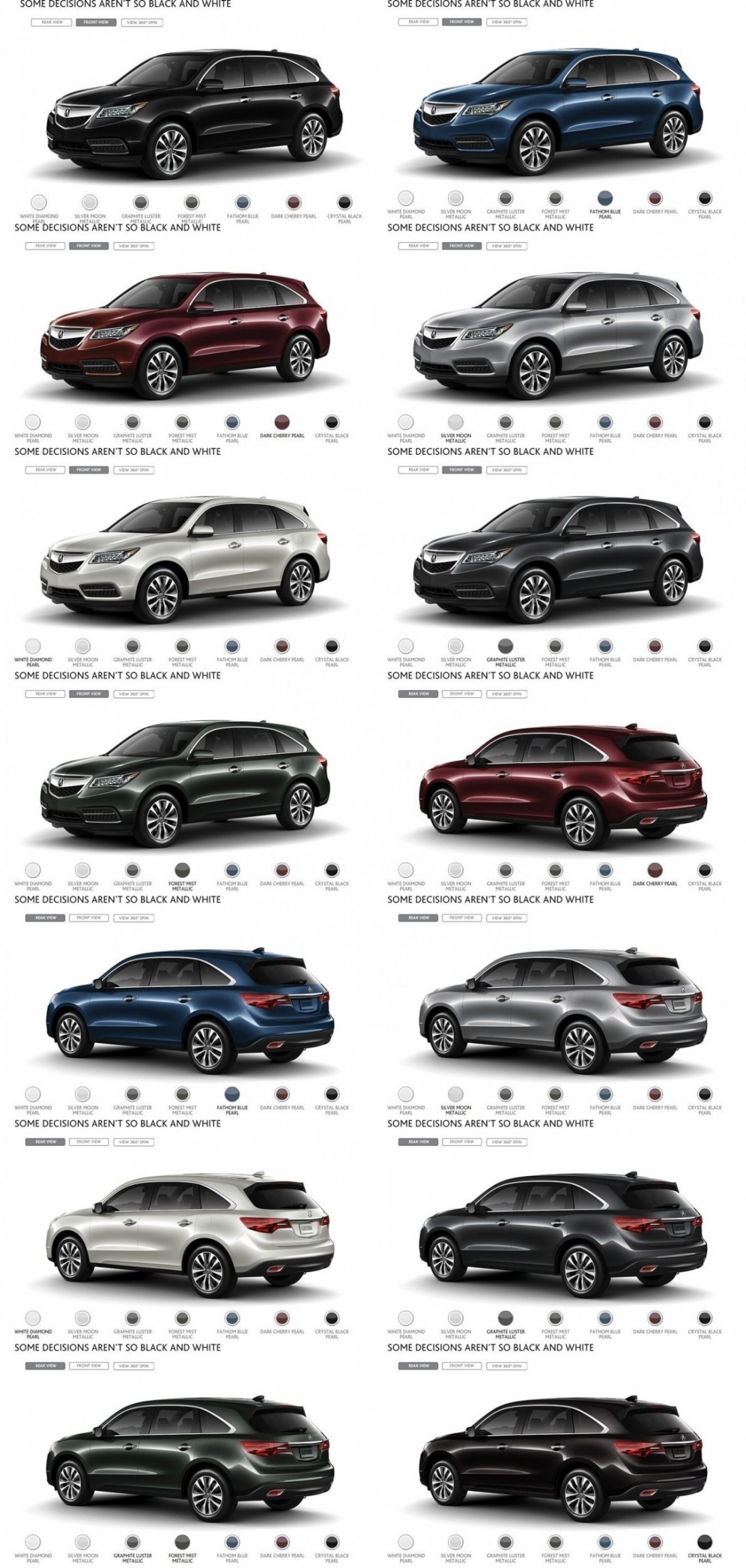Road Test Review 2014 Acura Mdx Sh Awd Is Premium And