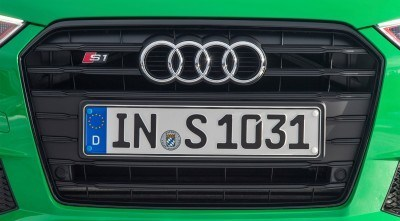 2014 AUDIU S1 and S1 Sportback in Delightful Bold Colors 26