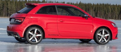 2014 AUDIU S1 and S1 Sportback in Delightful Bold Colors 5
