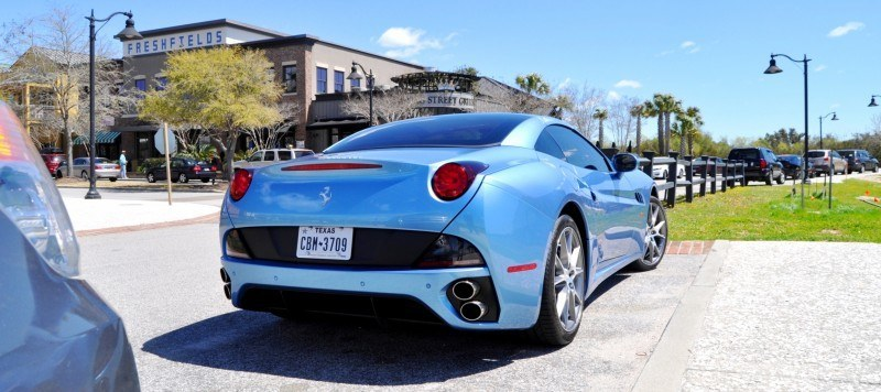 2014 Ferrari California in Blu Mirabeau -- 60-Angle Sunny Photo Shoot 13