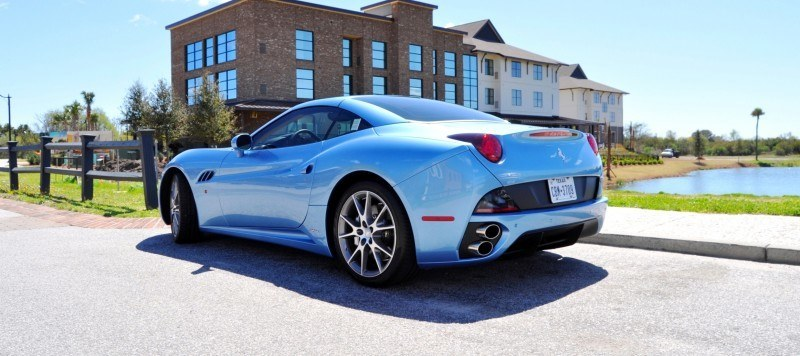 2014 Ferrari California in Blu Mirabeau -- 60-Angle Sunny Photo Shoot 16