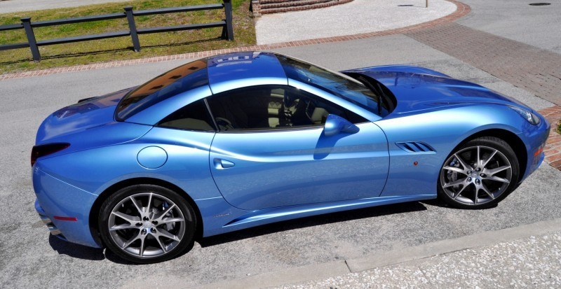 2014 Ferrari California in Blu Mirabeau -- 60-Angle Sunny Photo Shoot 32