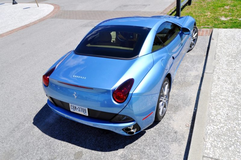 2014 Ferrari California in Blu Mirabeau -- 60-Angle Sunny Photo Shoot 36