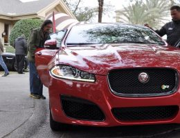 2014 Jaguar XFR Video Review – Full-Throttle Sprint + Exhaust Bellow