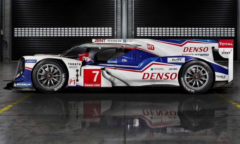 2014 LeMans LMP1 -- Toyota TS040 Hybrid -- A Dark Stallion in Audi vs. Porsche Battle -- Plus TS010 and TS020 Reunion 39
