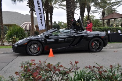 2014 McLaren 12C Spider Is Mobbed in Amelia Island! Failed Drop-top Animations 10