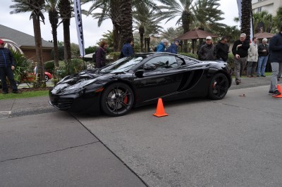 2014 McLaren 12C Spider Is Mobbed in Amelia Island! Failed Drop-top Animations 19