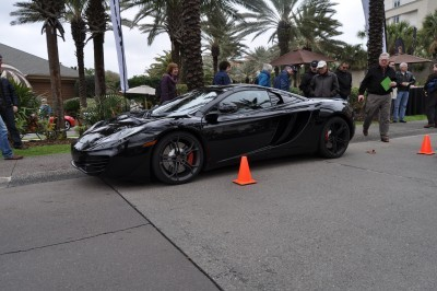 2014 McLaren 12C Spider Is Mobbed in Amelia Island! Failed Drop-top Animations 20