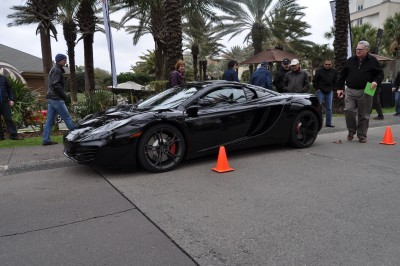 2014 McLaren 12C Spider Is Mobbed in Amelia Island! Failed Drop-top Animations 21