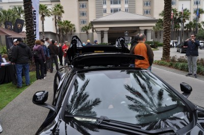 2014 McLaren 12C Spider Is Mobbed in Amelia Island! Failed Drop-top Animations 28