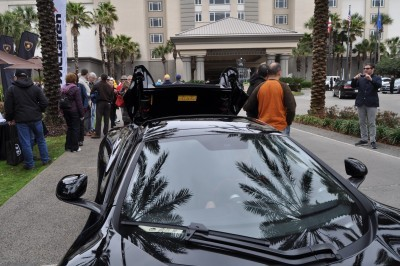 2014 McLaren 12C Spider Is Mobbed in Amelia Island! Failed Drop-top Animations 30