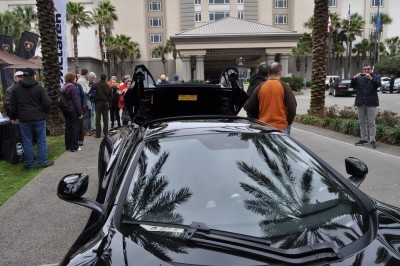 2014 McLaren 12C Spider Is Mobbed in Amelia Island! Failed Drop-top Animations 31