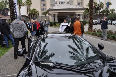 2014 McLaren 12C Spider Is Mobbed in Amelia Island! Failed Drop-top Animations 33