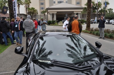 2014 McLaren 12C Spider Is Mobbed in Amelia Island! Failed Drop-top Animations 34