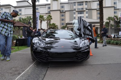 2014 McLaren 12C Spider Is Mobbed in Amelia Island! Failed Drop-top Animations 37