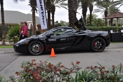 2014 McLaren 12C Spider Is Mobbed in Amelia Island! Failed Drop-top Animations 7