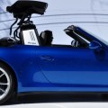 2014 Porsche 911 Targa4 -- Animated Roof Sequence + 30 High-Res Photos 21