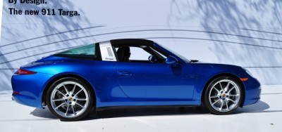 2014 Porsche 911 Targa4 -- Animated Roof Sequence + 30 High-Res Photos 27