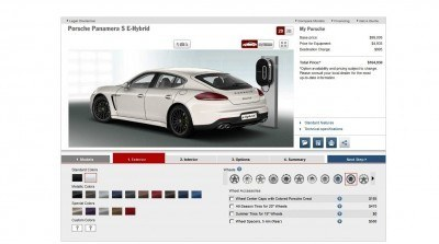 2014 Porsche Panamera S E-Hybrid -- 30 Real-Life Photos -- Live Configurator Link + 80 Images of Options, All Colors and All Wheels 14