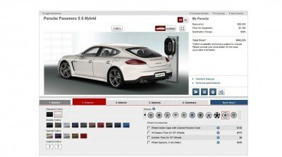 2014 Porsche Panamera S E-Hybrid -- 30 Real-Life Photos -- Live Configurator Link + 80 Images of Options, All Colors and All Wheels 17