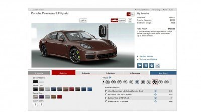 2014 Porsche Panamera S E-Hybrid -- 30 Real-Life Photos -- Live Configurator Link + 80 Images of Options, All Colors and All Wheels 26