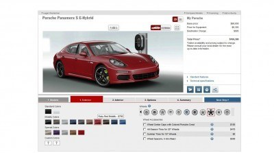 2014 Porsche Panamera S E-Hybrid -- 30 Real-Life Photos -- Live Configurator Link + 80 Images of Options, All Colors and All Wheels 27