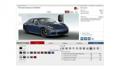 2014 Porsche Panamera S E-Hybrid -- 30 Real-Life Photos -- Live Configurator Link + 80 Images of Options, All Colors and All Wheels 29