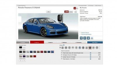 2014 Porsche Panamera S E-Hybrid -- 30 Real-Life Photos -- Live Configurator Link + 80 Images of Options, All Colors and All Wheels 30