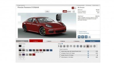 2014 Porsche Panamera S E-Hybrid -- 30 Real-Life Photos -- Live Configurator Link + 80 Images of Options, All Colors and All Wheels 31
