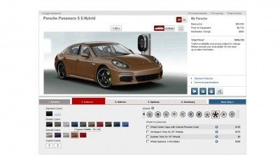 2014 Porsche Panamera S E-Hybrid -- 30 Real-Life Photos -- Live Configurator Link + 80 Images of Options, All Colors and All Wheels 32