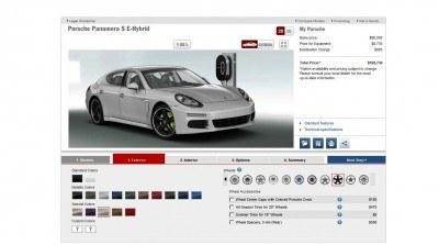 2014 Porsche Panamera S E-Hybrid -- 30 Real-Life Photos -- Live Configurator Link + 80 Images of Options, All Colors and All Wheels 33