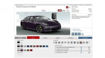 2014 Porsche Panamera S E-Hybrid -- 30 Real-Life Photos -- Live Configurator Link + 80 Images of Options, All Colors and All Wheels 34