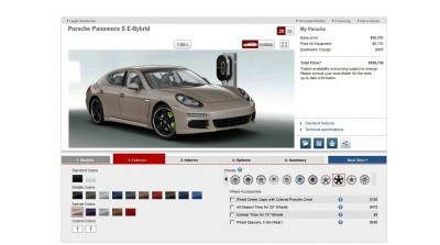 2014 Porsche Panamera S E-Hybrid -- 30 Real-Life Photos -- Live Configurator Link + 80 Images of Options, All Colors and All Wheels 35