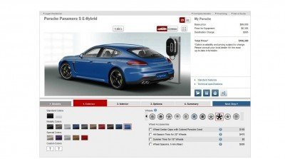 2014 Porsche Panamera S E-Hybrid -- 30 Real-Life Photos -- Live Configurator Link + 80 Images of Options, All Colors and All Wheels 36