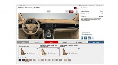 2014 Porsche Panamera S E-Hybrid -- 30 Real-Life Photos -- Live Configurator Link + 80 Images of Options, All Colors and All Wheels 42