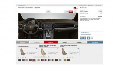 2014 Porsche Panamera S E-Hybrid -- 30 Real-Life Photos -- Live Configurator Link + 80 Images of Options, All Colors and All Wheels 44