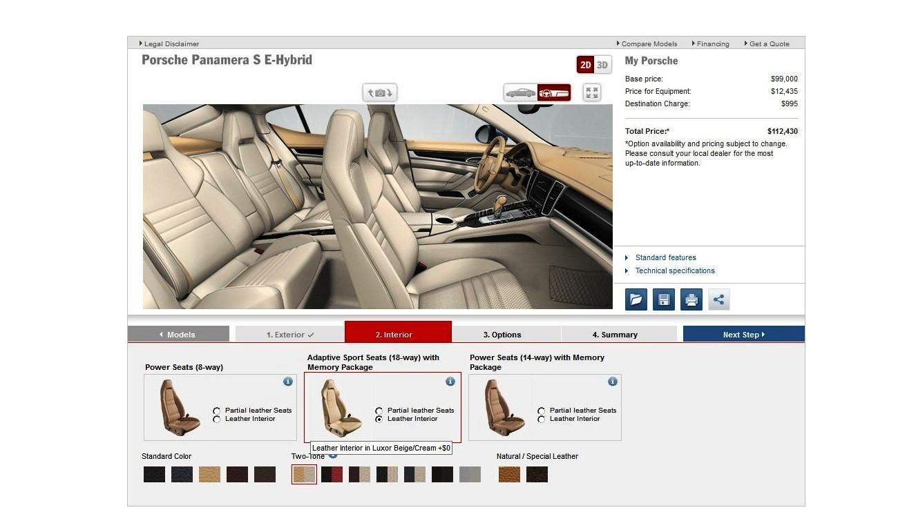 2014 Porsche Panamera S E-Hybrid -- 30 Real-Life Photos -- Live Configurator Link + 80 Images of Options, All Colors and All Wheels 45
